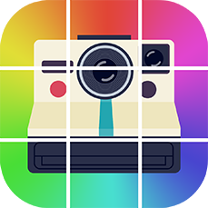 Pic Splitter App Icon